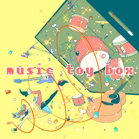 【ENEMY】学生コンピアルバムレビュー【music toy box】